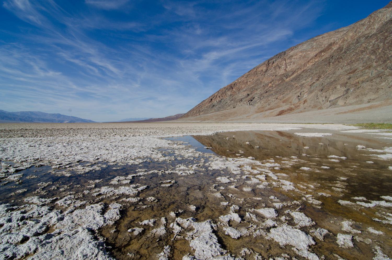 Water Badwater Basin