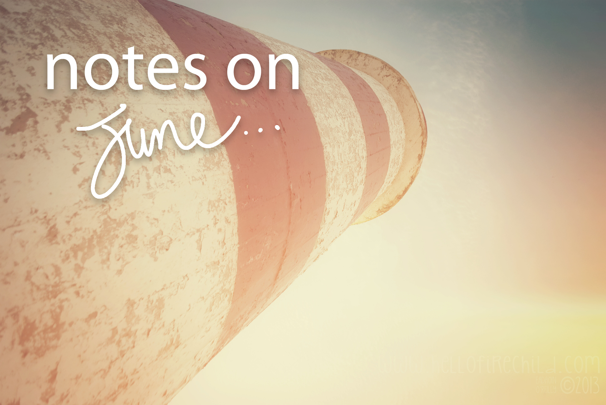 Notes on June