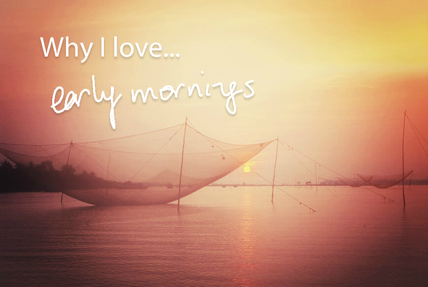 Why I love …