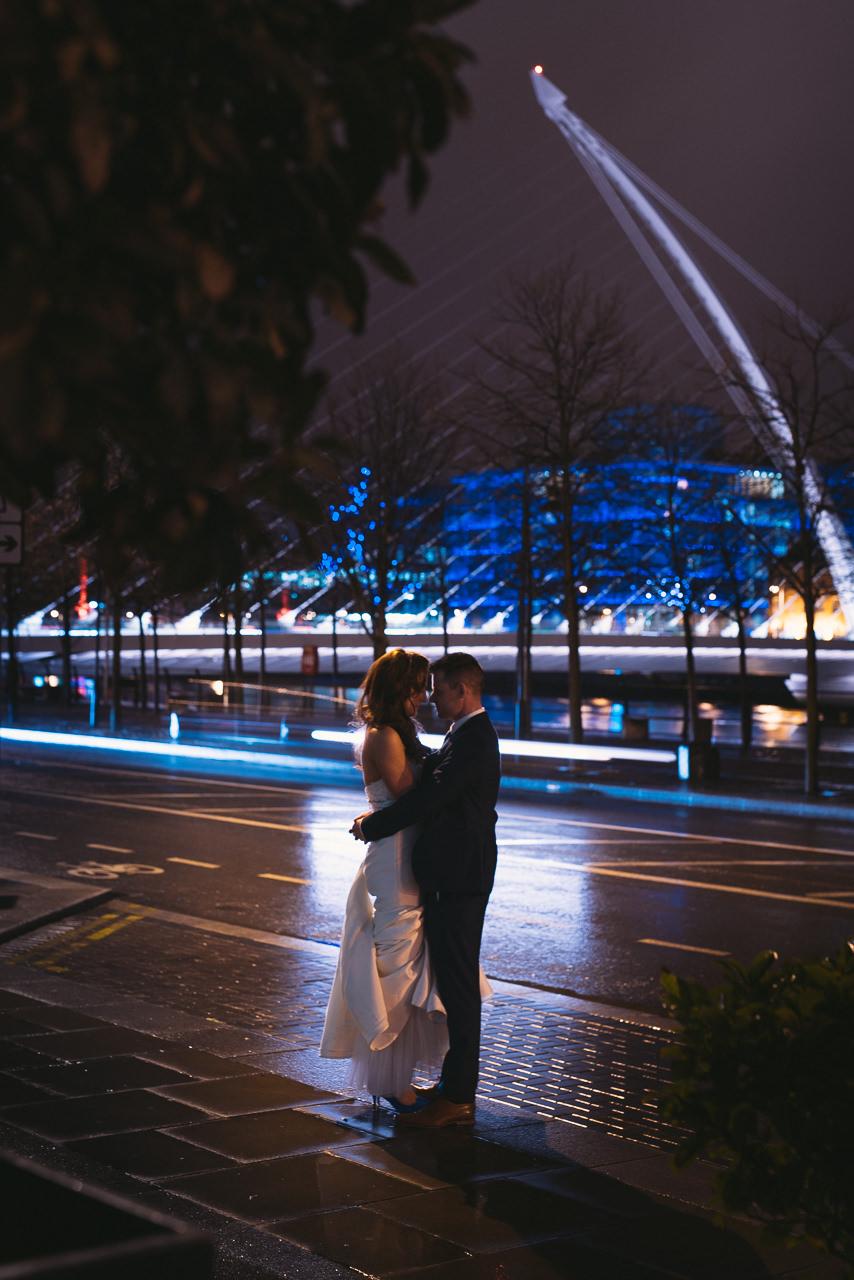 Sarah & Mick's beautifully relaxed Dublin City wedding