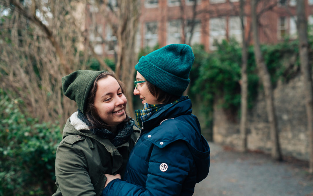 Couple Shoot: Eleonora and Anna