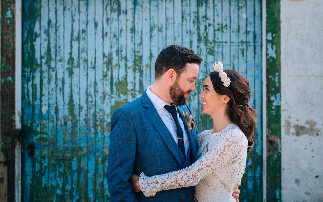 Aoife & Steven's Wedding – The Millhouse, Slane 💥