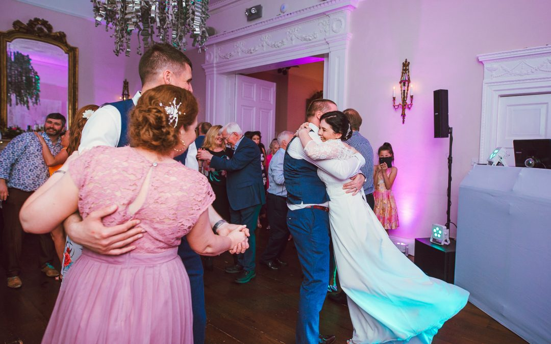 Louise & Paul's Dublin City Wedding